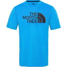 The North Face Train N Logo Flex Camiseta Running Hombre, bomber blue